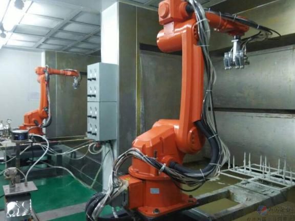 深圳喷涂机器人多少钱 客户至上 常州捷迈特表面工程技术供应