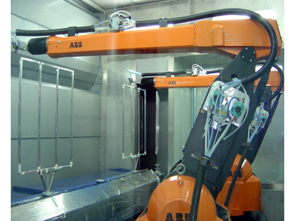 泰州喷涂机器人价格 欢迎咨询 常州捷迈特表面工程技术供应