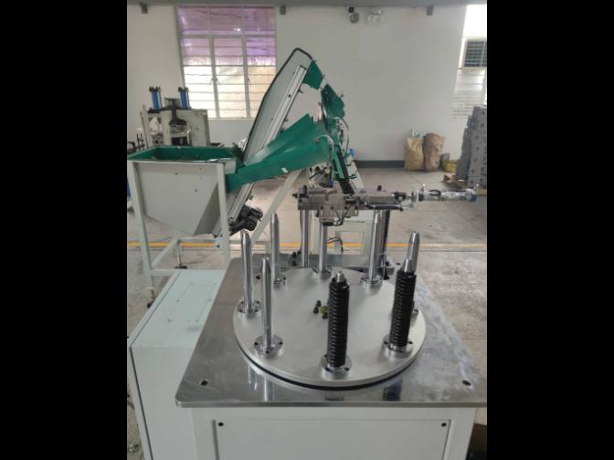 湖州全自动组装机销售厂家 宁波新忠成自动化科技供应