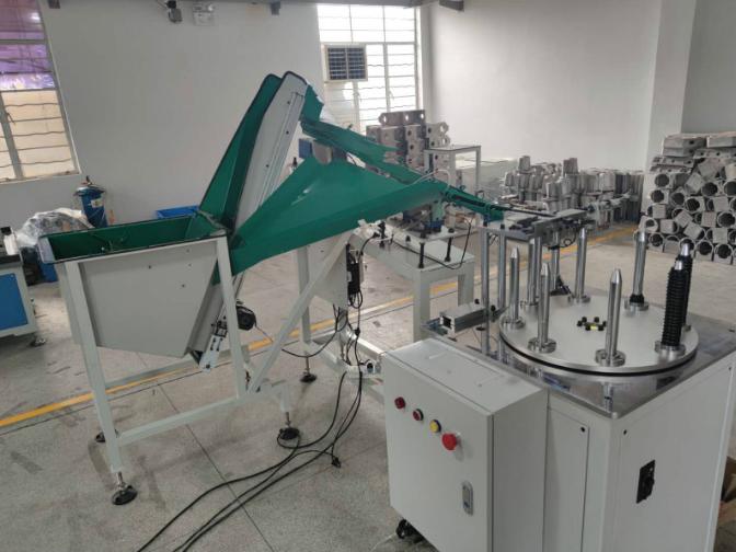 丽水半自动装配机销售 宁波新忠成自动化科技供应