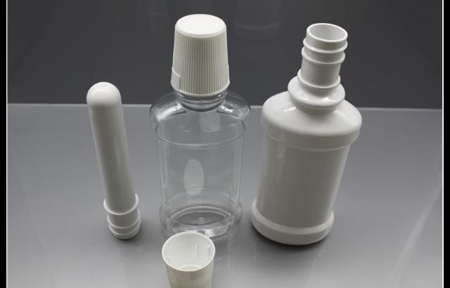 350ml直筒型漱口水瓶规格