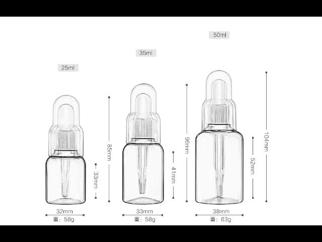 黑色滴管塑料瓶销售价格