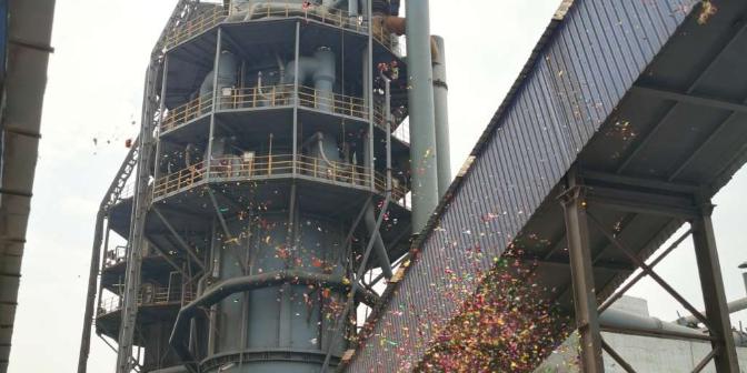 陕西中心烧嘴石灰窑1000吨 信息推荐 上海炜业实业供应