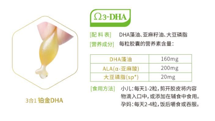 廣州DHA要吃多久 歡迎來電「寶譽供」