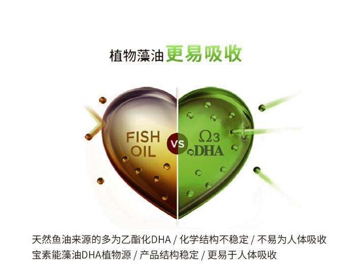 广东孕期藻油dha 欢迎咨询「宝誉供」