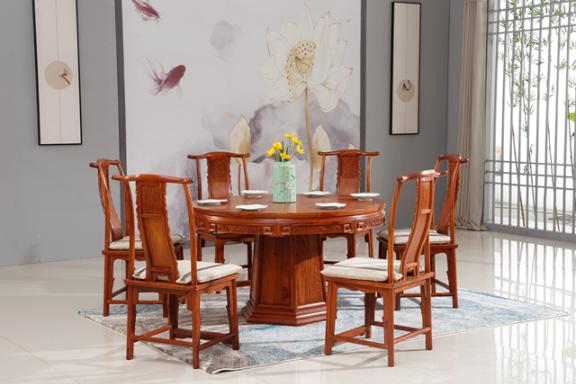 新式红木餐椅 诚信服务「江苏名佳工艺家俱供应」