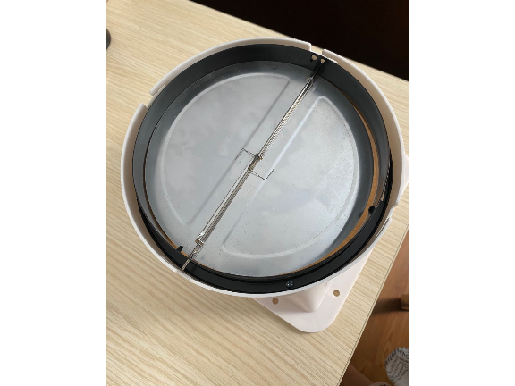 上海烟道止回阀制造商 来电咨询 宁波延鑫模塑供应