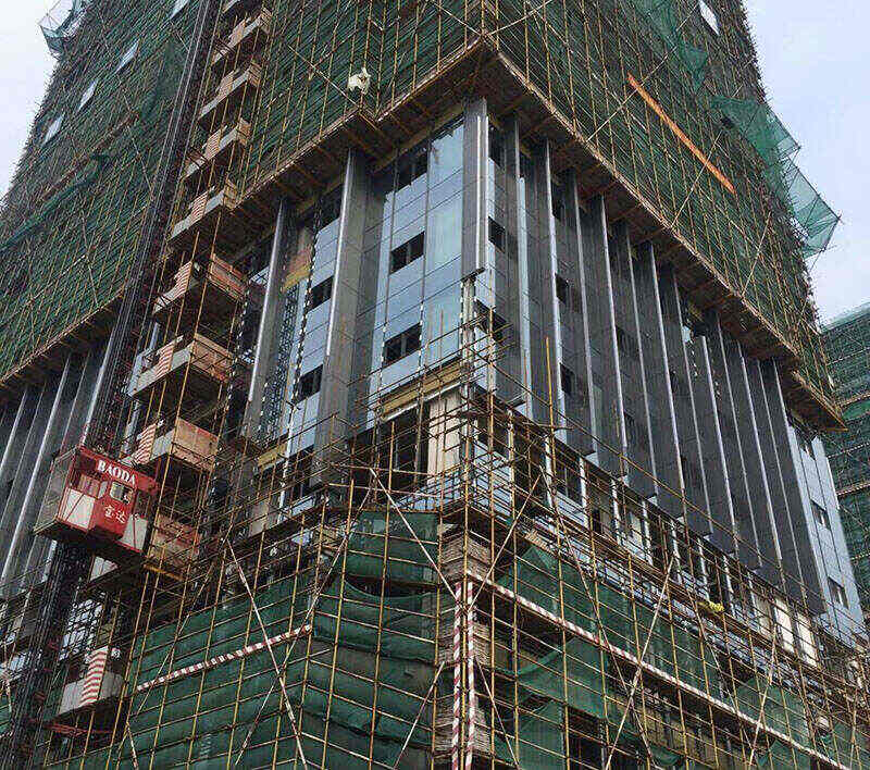 安徽钢化玻璃厂家供应「上海热风铝合金制品供应」