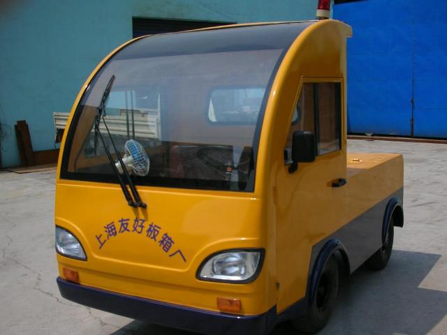 湖北平板牵引车 诚信服务 杭州宏久电动车辆供应