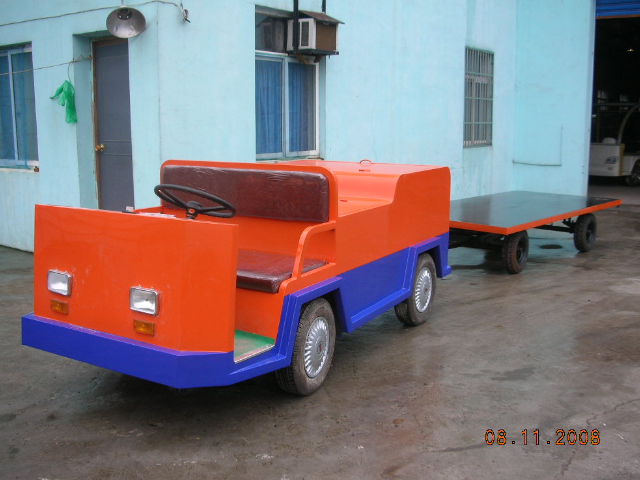 中型牵引车生产商家 诚信服务 杭州宏久电动车辆供应