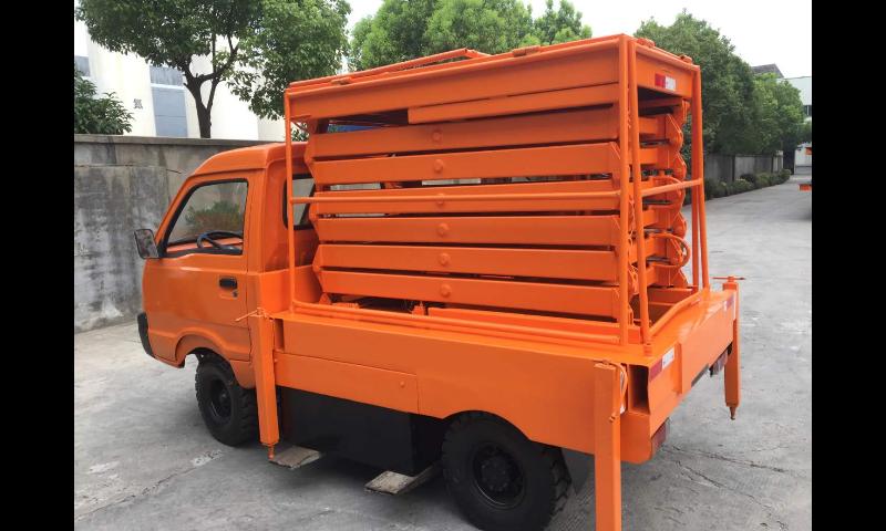 山西2吨电瓶搬运车 诚信为本 杭州宏久电动车辆供应