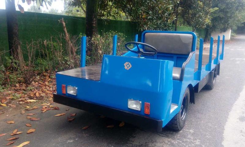 湖北电瓶搬运车报价 诚信为本 杭州宏久电动车辆供应