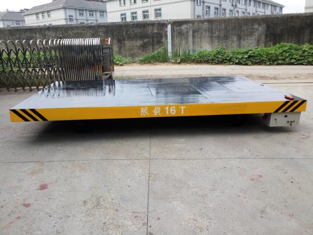 低压轨道供电式电动平车费用 有口皆碑 杭州宏久电动车辆供应