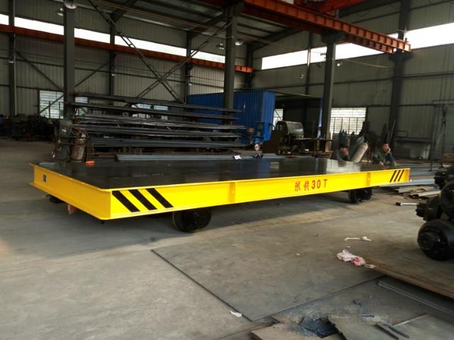 杭州重型轨道平车 服务为先 杭州宏久电动车辆供应
