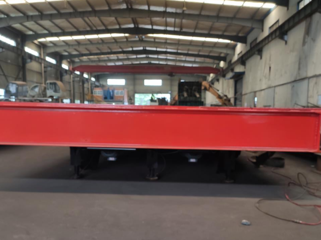山西低压轨道供电平车 欢迎咨询 杭州宏久电动车辆供应