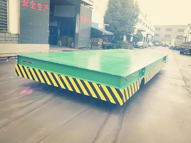 杭州生产电动平车厂家 欢迎咨询 杭州宏久电动车辆供应