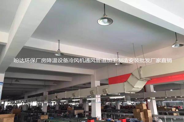 永嘉通风管道工程 值得信赖 浙江盼达环保供应