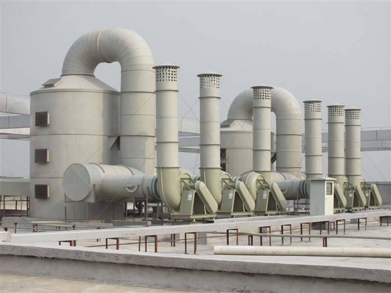 废气处理设备应用范围 来电咨询 浙江盼达环保供应