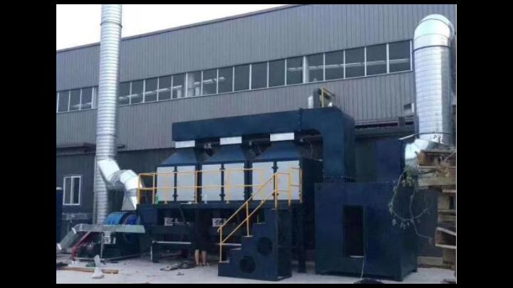 景寧沸世轉輪濃縮式催化燃燒裝置廠家,沸世轉輪濃縮式催化燃燒裝置