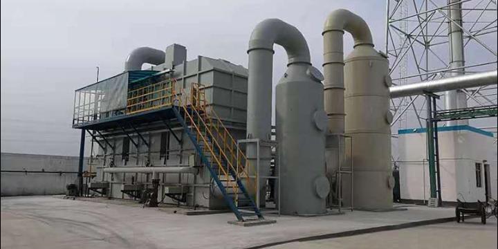 舟山RTO蓄热式热氧化处理设备口碑好 欢迎来电 浙江盼达环保供应