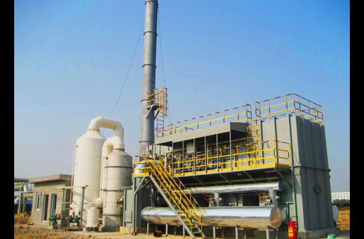 云和RTO蓄热式热氧化处理设备安装 来电咨询 浙江盼达环保供应