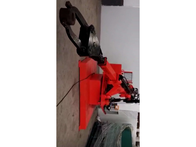 深圳全液压锻造装取料机哪家便宜 贴心服务 江苏拢研机械供应