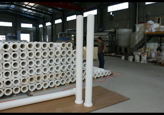 河南除尘陶瓷纤维滤管多少钱 江苏天雅环保科技供应