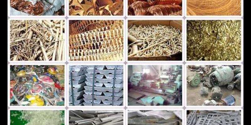 金属物资回收再利用,物资回收