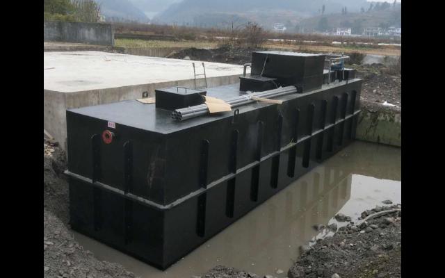 镇海区生活废水处理系统 宁波锦东**科技供应