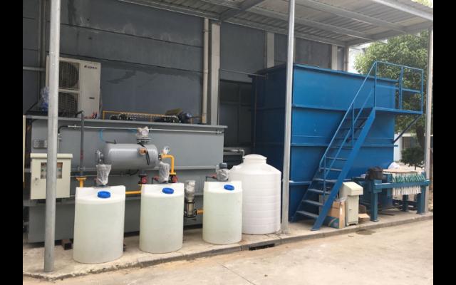海曙区小型废水处理工程 宁波锦东环保科技供应