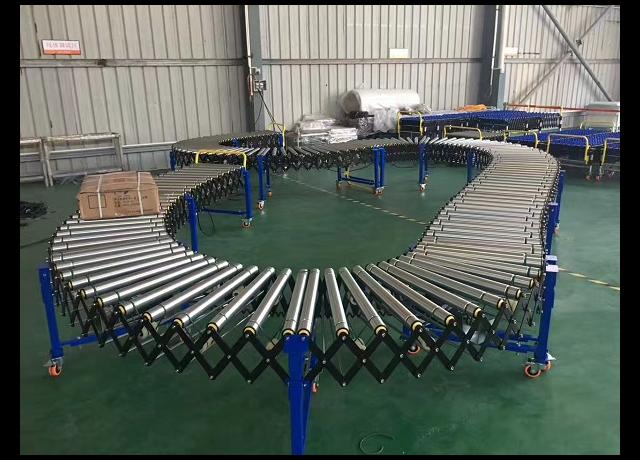 惠州轉彎滾筒線商家