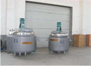 江苏低压反应釜单价 上海路偌流体设备供应