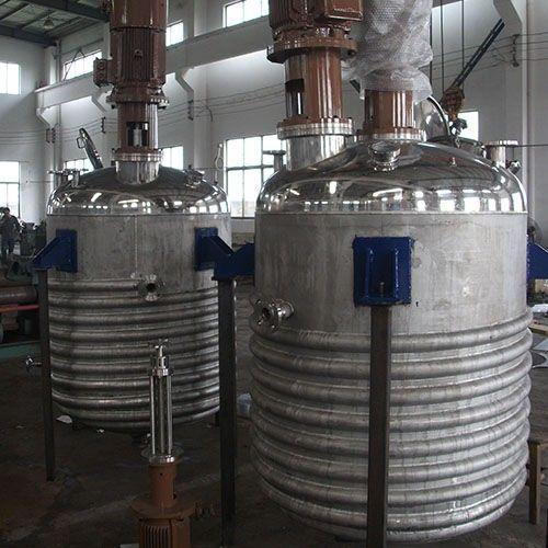 上海反应釜规格 上海路偌流体设备供应