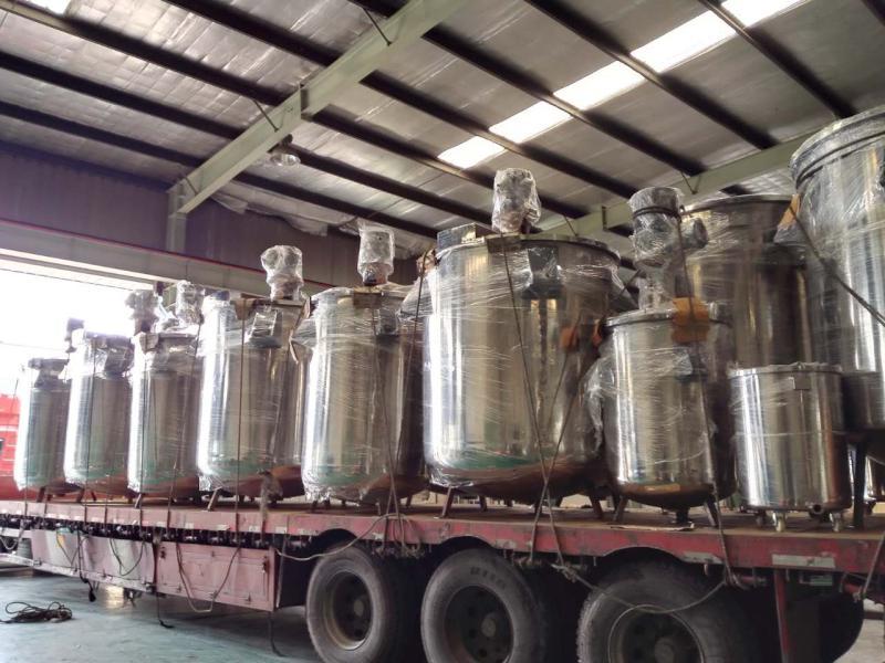 安徽低压反应釜英文 上海路偌流体设备供应