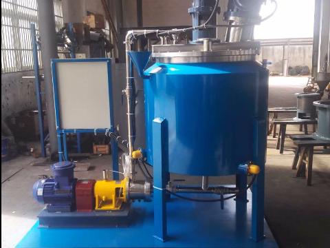 浙江反应釜产品介绍 上海路偌流体设备供应