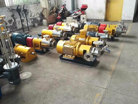 上海高速乳化机厂 上海路偌流体设备供应