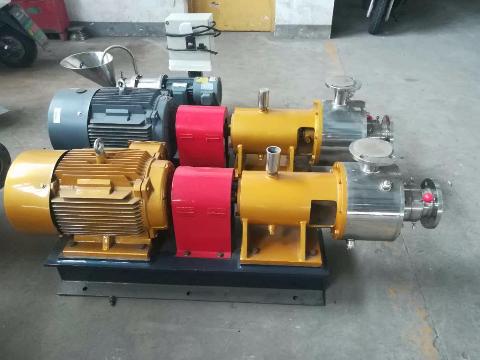 浙江小型乳化机供应商 上海路偌流体设备供应