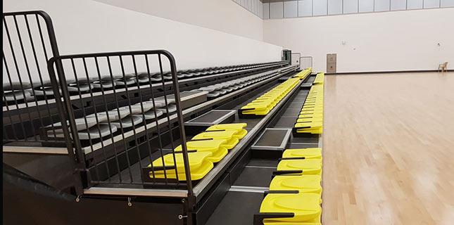 張家界定制 座椅專業服務 歡迎來電「廣東博金體育設施供應」