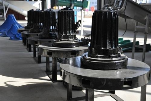 南京射流式潜水曝气机 值得信赖 江苏如克环保设备供应