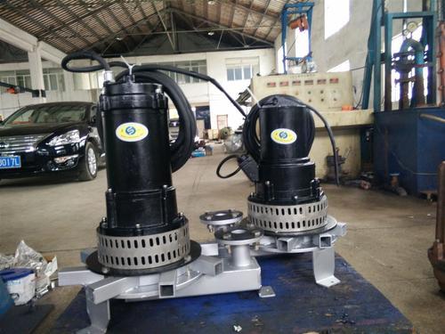 南京AR潜水曝气机厂家 值得信赖 江苏如克环保设备供应