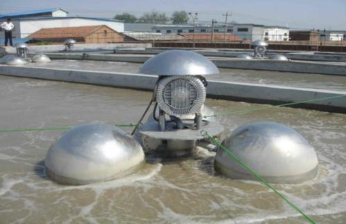 江苏专业喷泉曝气机 值得信赖 江苏如克环保设备供应