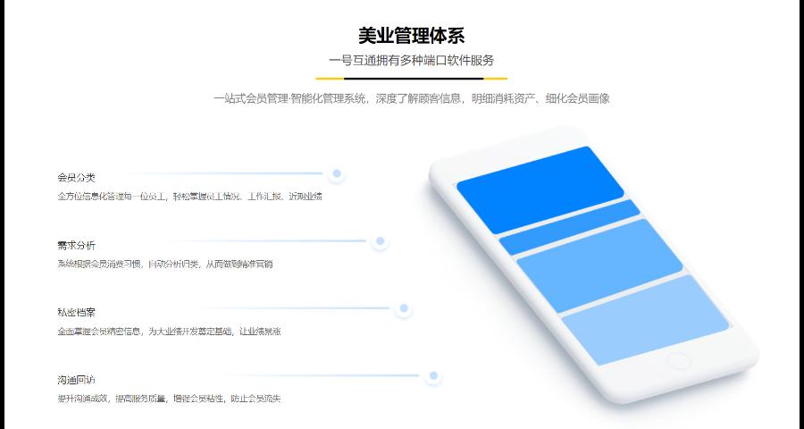 東莞美業智慧門店怎么收費 來電咨詢「廣州市找美網科技供應」