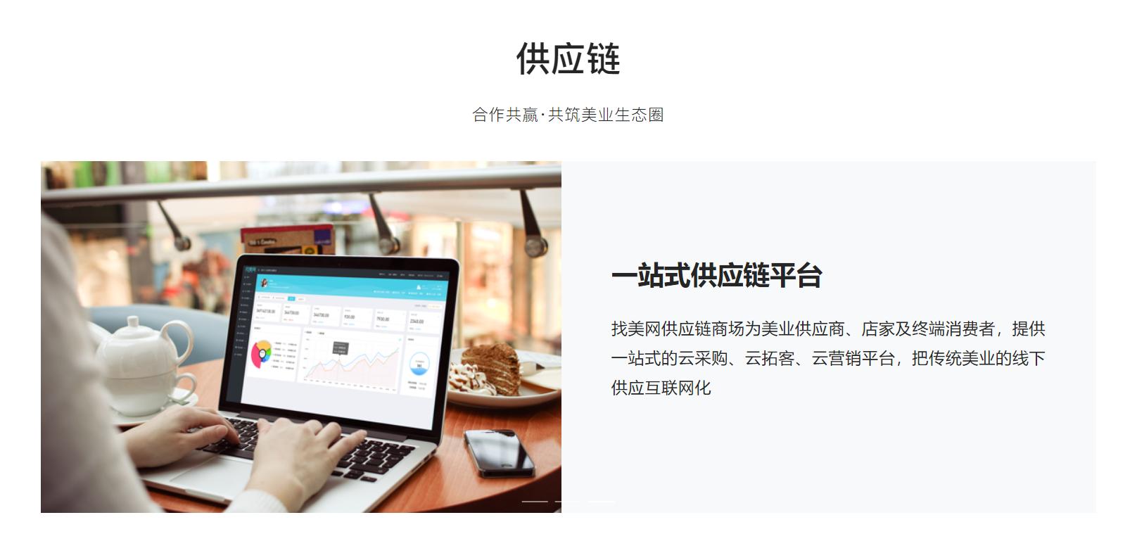 深圳SaaS系统企业 广州市找美网科技供应