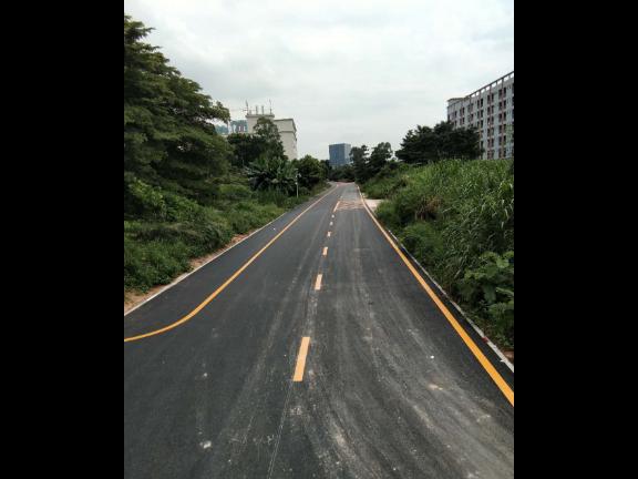 潮州热溶道路标线施工 和谐共赢 深圳市创路顺交通设施供应