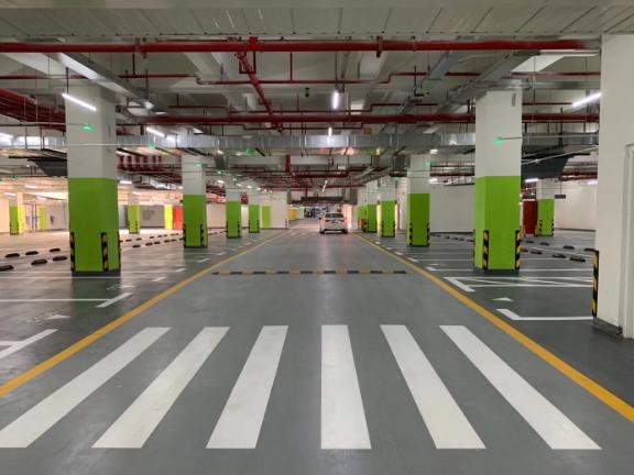 揭阳学校道路画线工程 创新服务 深圳市创路顺交通设施供应