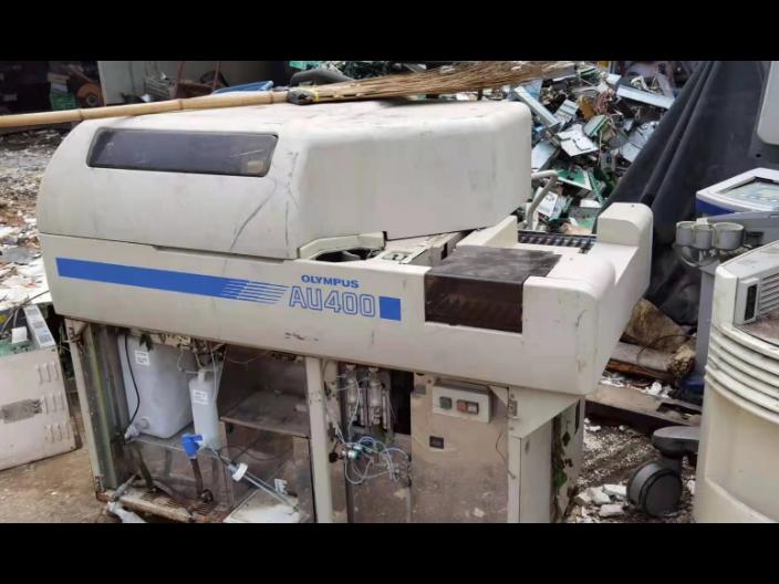 广东废旧工厂设备回收多少钱一吨