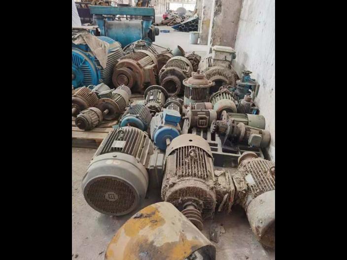 佛山报废工厂设备回收多少钱