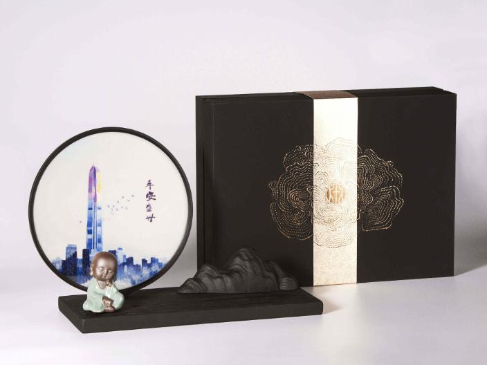 哈爾濱雙面 刺繡禮品扇 歡迎咨詢「深圳市針間文化供應」