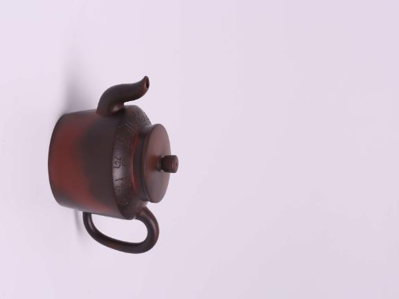石瓢紫砂壶怎么定制,紫砂壶