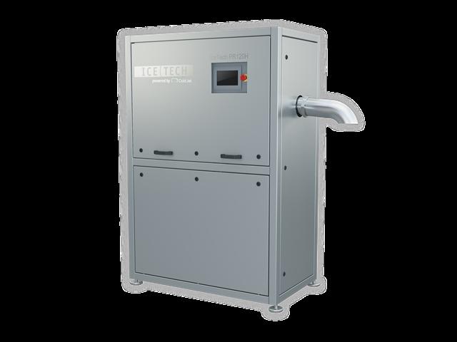 东莞干冰制作机械 服务为先 酷捷干冰设备供应
